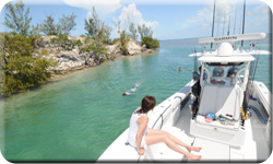 fishing and snorkeling key west